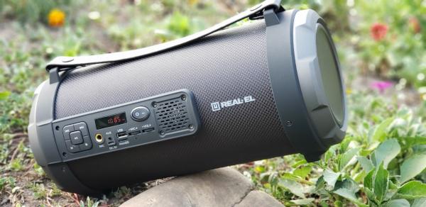 Внешний вид Real-EL X-730